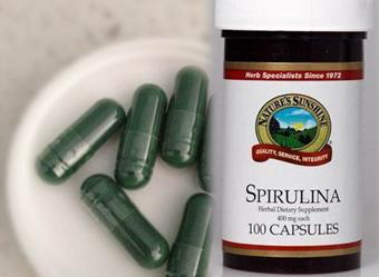 Comprar Espirulina (Spirulina) en Lima Peru - Mundo Natural
