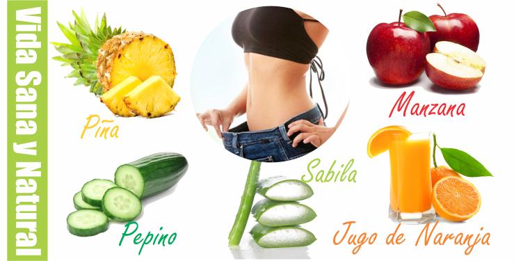 Productos para bajar de peso efectivos del