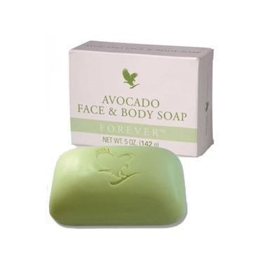 Avocado Face and Body Soap (jabon de tocador)
