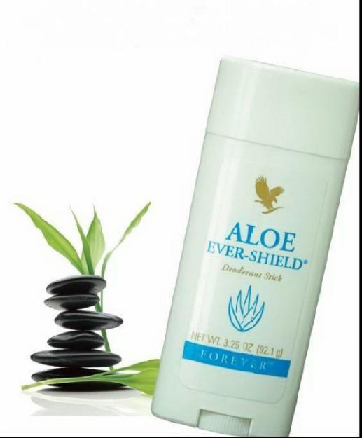 Aloe Ever-Shield (desodorante)