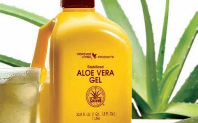 ¿Qué beneficio tiene el Forever Aloe vera?