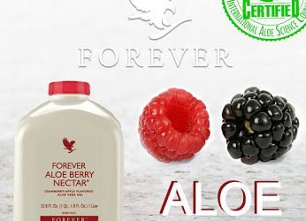 Como se toma Forever Aloe Berry Nectar